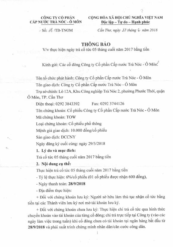 Thong bao co tuc 5 thang cuoi nam 2017 001